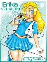 Erika-Vocaloid by Dai-Elric