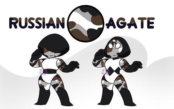 [C] - Russian Agate by FloofHips