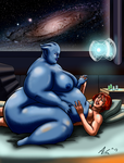 Large Liara Loving by Ray-Norr