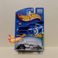 Hot Wheels 2001 Treasure Hunt Hammered Coupe by idhotwheels