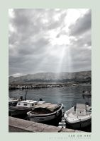 sun on KRK by wallpaperchen