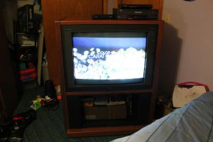 New TV!! 1 by RedTail126548