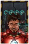 Tony Stark: Mark IV by ice0453