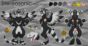 Stereosonic ref by TheWardenX3