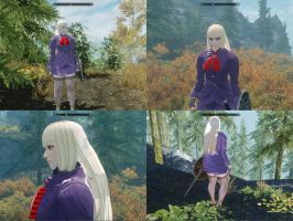 Lili For Skyrim (Full body mod) by michaelvr4