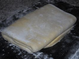 Home Made Puff Pastry by Bisected8