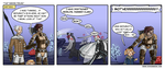 FFXIV Comic: That Syncing Feeling by bchart