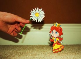 Daisy wants her daisy back by TheMarioSisters