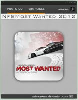 Need For Speed Most Wanted 2012 by antoxa-kms
