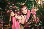 Diao Chan. Dynasty Warriors 7. Garden by IcyIrena