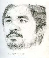 Manny Pacquiao v.2 by nickybond