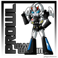 War Within Prowl by yukimiyasawa by Gatekat