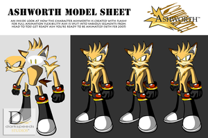 ASHWORTH Animation Sheet 01 by darkspeeds