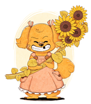 Sunflowers by yllya