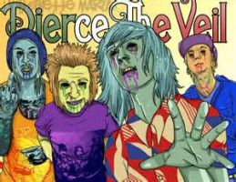 My favorite band- Pierce The Veil. by xtiny-tiny-dinox