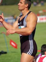 Track Athlete 73 by Stonepiler