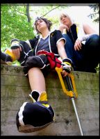 Kingdom Hearts Cos +II+ by Fay-lin