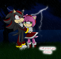 I Will Protect You by shadowxamy-love