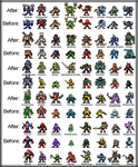 Total Robot Master overhaul by coyotepack