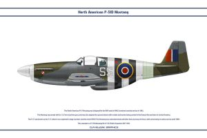 Mustang GB 133 Sqn 1 by WS-Clave