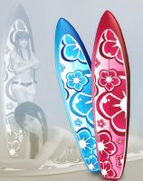 Surfboards by deexie
