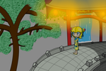 SSP Round 3 Stage Select - Lilly - Oriental Nights by LillyTheSeedrian