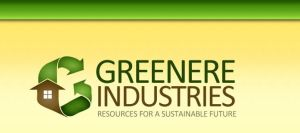 greenere industries logo by santieldarlaine