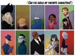 Favorite Characters_Part2 by Bubba-Smith
