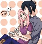 Let's Play (30 Day Challenge [SasuSaku] Day 3) by Rooxye125