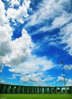 Clouds Formations by joelhgarcia