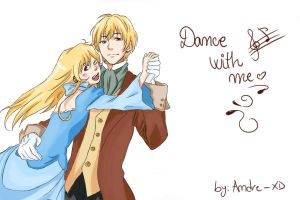 Dance with me by Andre-XD