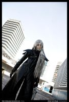 FF 7 Advent Children: Yazoo 1 by wildquaker