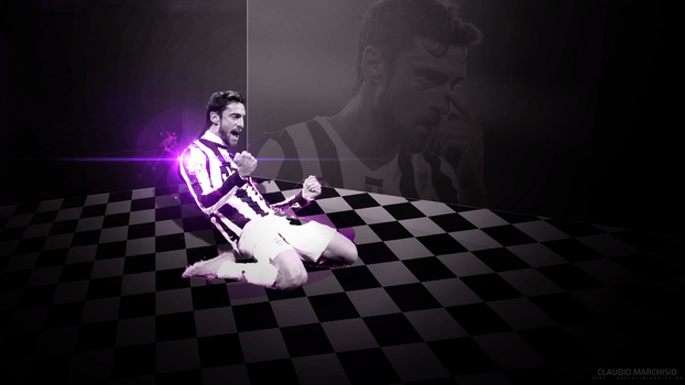 Claudio Marchisio by Aart0601