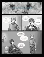 John It's Cold Outside pg 1 by sadieB798