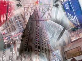 Election Day Composite by Worldnewser
