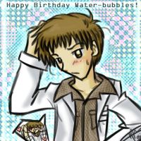 Greg for water-bubbles X3 by tae-