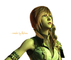Lightning Render :: No. 7 by TheLuau