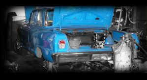 Chevy2, 1962 by Rovis2