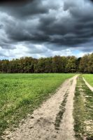 Sky: Passing Clouds 'HDR' by TheDutch87