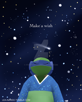 Make a Wish by fivefootoh