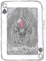 Queen of Spades by goldendragonqueen32