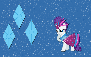 Rarity wallpaper 6 by AliceHumanSacrifice0