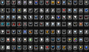 Buttonized Icons by technoshaun