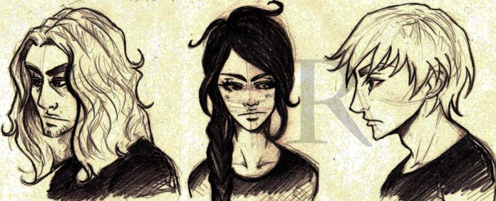 Tributes from District 12 by RustaFox