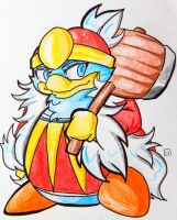 RQ: king Dedede by NotHorsen