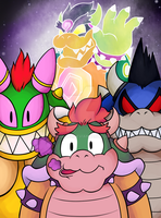 When Something is with Bowser by MrBowz