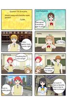 OC Ask: Everyone 18 Part 1 by YoshiMAN555