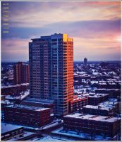 View from my Condo by SREphoto