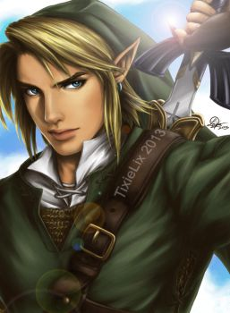 Link again by TixieLix