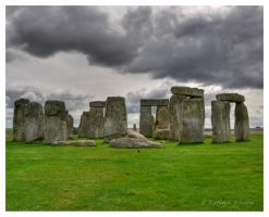 Stone Henge HDR by LittlePip